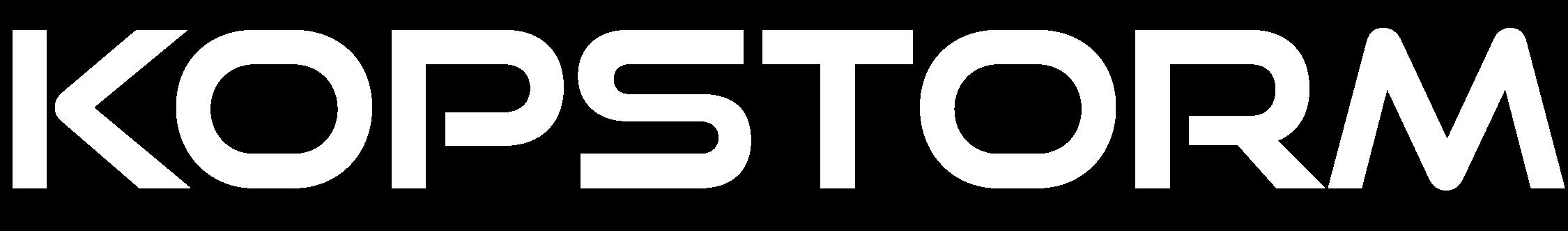 Kopstorm logo